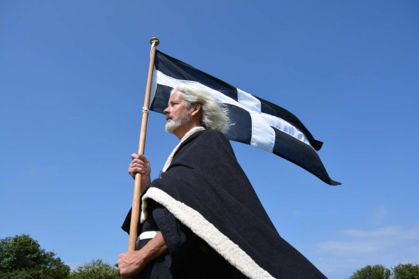St Pirans Day Parade